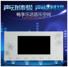 背景音乐系统主机控制面板 无线蓝牙功能