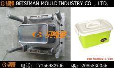 整理箱模具 折叠箱模具型号 收纳箱模具设计